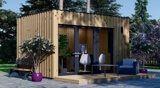 Bureaux de jardin