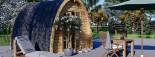 Abri de jardin BRETA (28 mm), 3x3 m, 9 m² visualization 7