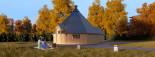 Kota finlandais 25 m² + extension visualization 1