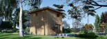 Studio de jardin LISA (44 mm + bardage), 21.84 m² visualization 4