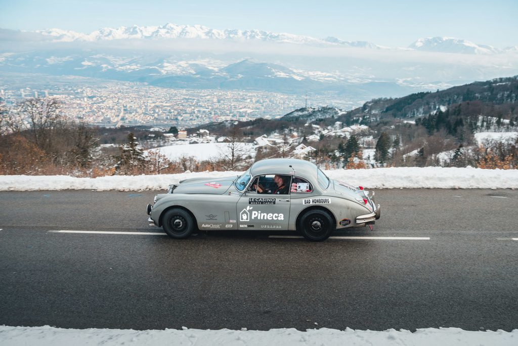 Rallye Monte-Carlo Historique - Photo de Rytis Petrauskas